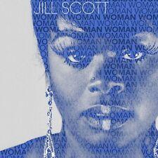 JILL SCOTT - WOMAN  CD NEW+