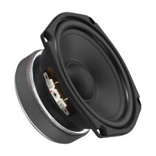 Monacor SPH-135TC 60W 8OHM Dual Voice Coil 4.5'' Speaker