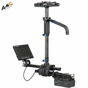"Steadicam Zephyr Camera Stabilizer w/ 7""HD Monitor Compact Vest & G-Mount Plate"