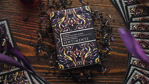 BRAND NEW CARDS -  Luxury Apothecary (Sentiments) Playing Cards