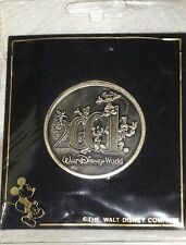 2001 Walt Disney World Commemorative Coin Rare Vintage Mickey Goofy Pluto Donald