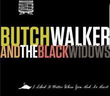 Butch Walker I Liked It Better When You Had No Heart Original Vinyl LP w/poster