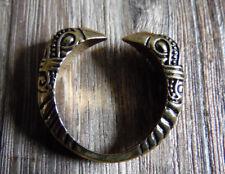 Wikinger Raben Ring - Hugin & Munin Vikings Raven Odin Wotan Rabe