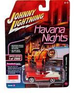 2018 Johnny Lightning Havana Nights 1955 Chevy Bel Air Convertible #5