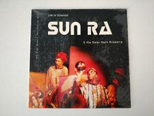 SUN RA LP LIFE IS SPLENDID 1999 ALIVE!/TOTAL ENERGY NER3026 SOLAR MYTH ARKESTRA