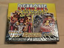 """ZX Spectrum 48/128K Game Demons & Drivers - Turbo Outrun - Ghouls """"N"""" Ghosts"""