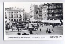 pp0731 - London - Piccadilly Circus   - Pamlin postcard