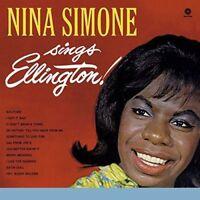 Nina Simone - Sings Ellington [New Vinyl LP] 180 Gram