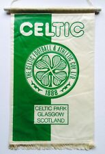 Celtic Club Crest Vintage Pennant