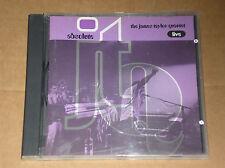 JAMES TAYLOR QUARTET - J.T.Q. LIVE - CD