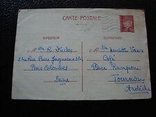 FRANCE - carte entier 1942 (cy2)