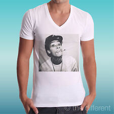 """Camiseta Hombre Av """" Wiz Khalifa Cap Hip Hop """" Idea Regalo Road To Happiness"""