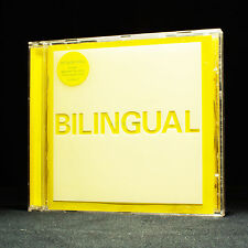 Pet Shop Boys - Bilingual - music cd album