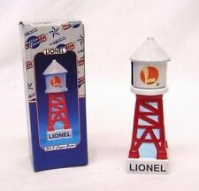 Lionel Train Water Tower Salt and Pepper Shaker Set