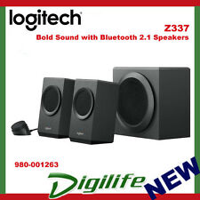 Logitech Z337 Bold Sound with Bluetooth 2.1 Speakers 980-001263