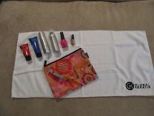 Lot of 8 Idem's Amica Bag,G Hair Towel, Big Sexy Blow Dry Lotion, OPI Polish +++