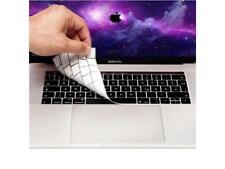 """Tastaturschutz Apple MacBook Pro 13"""" & 15 Zoll ab 2016 Silikon Tastatur Schwarz"""