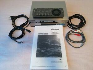 Panasonic NV-DV2000EC DigitalerHhigh-End miniDV Player Videorecorder WIE NEU