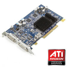 Autentico di Apple Power Mac g5 ATI 9600xt 128mb DVI & ADC Grafica Scheda video AGP