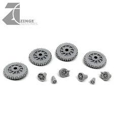 Zinge Industries-moto ruedas-Ruedas 19 Mm-Set 2 S-WHE21