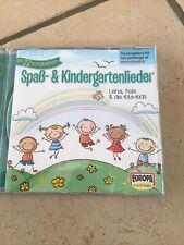 Die 22 schönsten Spaß- & Kindergartenlieder | CD | Zustand sehr gut