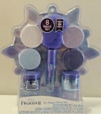 Diisney Frozen Ii Icy Magic Deluxe 8 piece Set Frosted Berry Scented