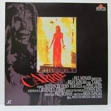 Carrie:Brian De Palma- Japanese original Vintage Lase r Disc