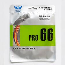 SimilarBG66  Kelist Pro66 badminton string ,taking pound 30lbs,Rainbow 10PCS/LOT