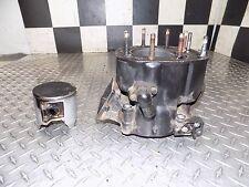86 1986 kx 500 kx500 cylinder jug barrel piston