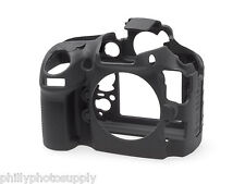 easyCover Armor Black Protective Skin for Nikon D800 ->Free US Shipping!