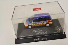 Ford Galaxy Kinder Schlumpf 1:87 Herpa Box