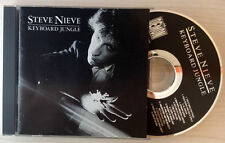 STEVE NIEVE (Elvis Costello's band) / KEYBOARD JUNGLE - CD (printed in UK 1986)