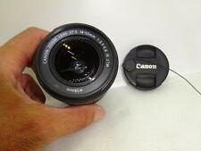 Vintage Canon EFS 18-55mm Lens