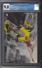 Dark Knight III: The Master Race #1 CGC 9.8 NM/M Batman Robin Thompson Variant