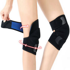 2x New Self Heating Tourmaline Knee Pad Magnetic Therapy Knee Support Belt Brace