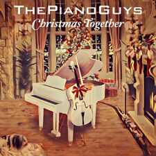The Piano Guys : The Piano Guys: Christmas Together CD (2017) ***NEW***