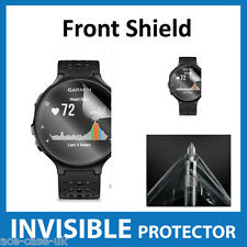 Garmin Forerunner 235 INVISIBLE FRONT Screen Protector Shield - Military Grade