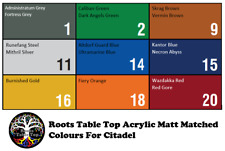 Warhammer Citadel Games Workshop 15ml Acrylic paint Matched Roots Model Paint