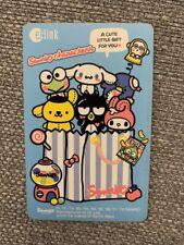New Singapore Ezlink EZ-Link Travel Card Public Transport Card Sanrio characters