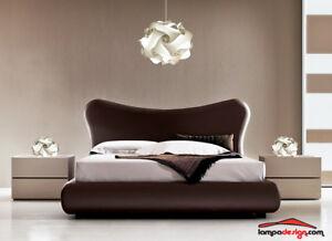 Promo Lumières Chambre à Coucher Lustre Vintage Design Moderne + 2 Lampes Buffet