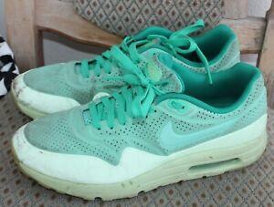 Nike Air Max Damen Sneaker Schuhe Laufschuhe Sport Größe 42,5 grün