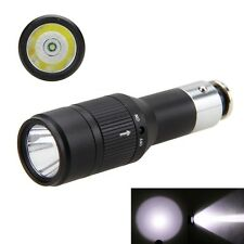 5000LM XM-L Q5 LED Car Cigarette Lighter Vehicle Charging Flashlight 16340 Lamp