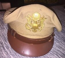 SPENCER TRACY WORN WWII MILITARY HAT WESTERN COSTUME CO W/ COA