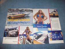 "26-Foot Sanger Custom Ski Boat Vintage Article ""Stellar Sanger"""