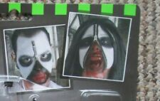 Halloween zipper make up kit fancy dress face painting