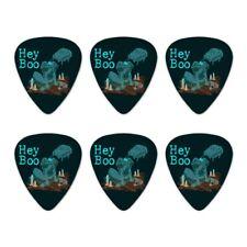 Hey Boo Victorian Headless Ghost Woman Novelty Guitar Picks Medium - Set of 6