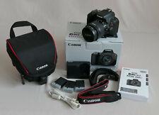 Canon EOS Rebel SL2  + Extras  **LIKE NEW CONDITION**