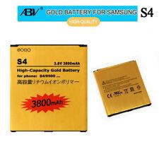 BATTERIE GOLD HAUTE-CAPACITÉ 3800 mAh Samsung Galaxy S4 i9500 i9505 i337 i545