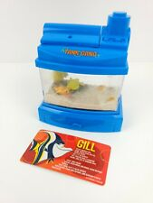 Disney Exclusive Pixar Finding Nemo Tiny Tank Aquarium Toy Rare
