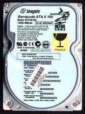 """Seagate Barracuda ST310216A  10,2 Go  7200 tpm  3,5""""   IDE PATA  """"TESTÉ 100% OK"""""""
